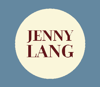 Official Site of Jenny Lang Author